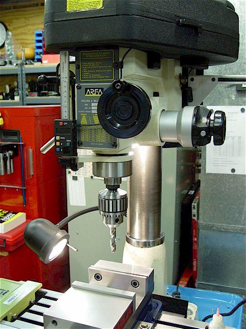 Micro Milling / Drilling Machine. Mill. Drill. Lathe. Metalworking